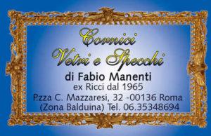 Lavori vetri cornici roma nord